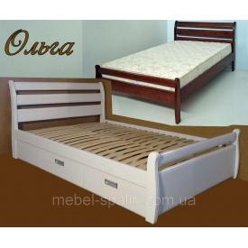 Кровать односпальная Ольга