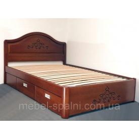 Ліжко дитяче Вікторія масив 200 см