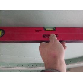 Монтаж підвісної стелі з гіпсокартону