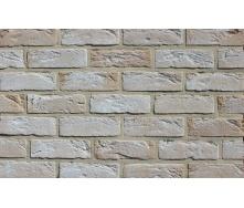 Фасадная плитка Loft Brick Кремона Светло-кремовый 210x65 мм