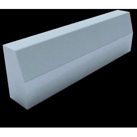 Борт дорожный Zabor-Perfecto 1000х300х150 мм серый