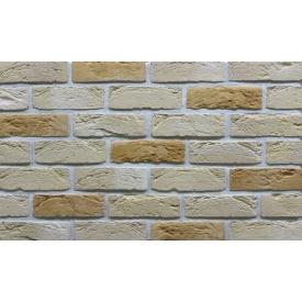 Фасадна плитка Loft Brick Парма Світло-коричневий з сіллю 210x65 мм