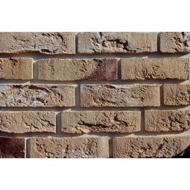 Фасадная плитка Loft Brick Бельгийский 10 Бежево-желтый 240x71 мм