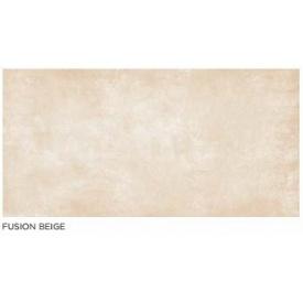 Плитка для фасада Fusion Beige глазурованная ректифицированная 1200х600 мм