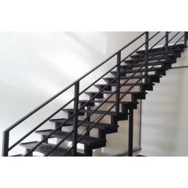 Виготовлення міжповерхових металевих сходів