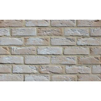 Фасадна плитка Loft Brick Кремона Світло-кремовий 210x65 мм