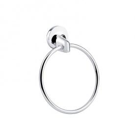 Держатель для полотенец кольцом GF (CRM)/S- 2804