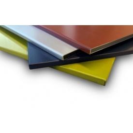 Алюмінієва композитна панель Aluprom 3 мм коричневий 1250x5600 мм