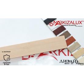 Деревянные жалюзи Premium bamboo 25 коралл (000933)