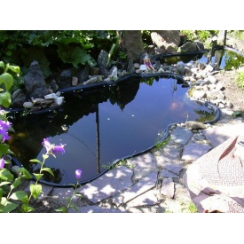 Декоративный пластиковый пруд ПК30-06