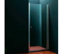 Душевые двери одноэлементные 700х1950 (QP10 700 chrome grape)