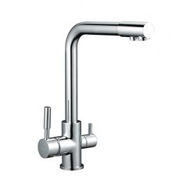 Смеситель для кухни с подкл. фильтр хром 35 мм (SAF18-A092 Zegor)