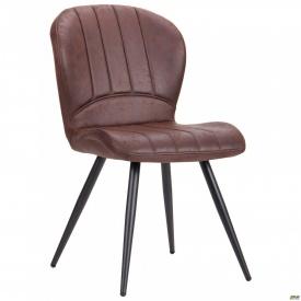 Мягкий стул АМФ Френсис 860х490х620 мм cowboy черный кофе
