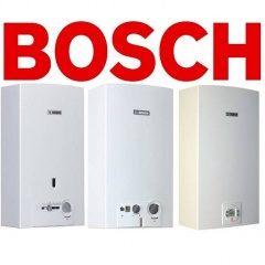 Газовые колонки BOSCH