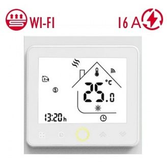 Термостат IN-THERM WI-FI PWT 002