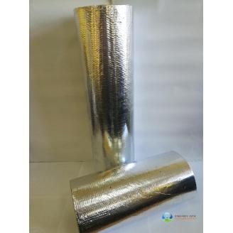 Трубна ізоляція з базальтового волокна 219х40 мм