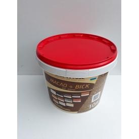 Льняное масло с воском для дерва 10 л Дуб Oak House