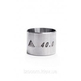 Гильза надвижная нержавеющая сталь 40 мм