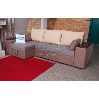 Угловой ортопедический диван Mekko Senator 1500х2500 мм