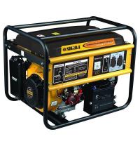 Генератор бензиновый/газовый Sigma 5711321, электростарт