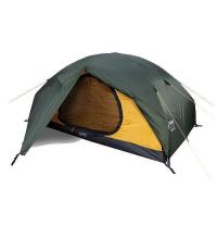 Палатка Terra Incognita Cresta 2 Alu тёмно-зелёный