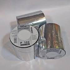 Алюминиевая клекая лента DELTA-POLY-BAND P 100 из полипропилена
