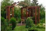Садові арки та перголи Власне виробництво
