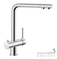 Змішувач для кухні з виливом для фільтрованої води Schock Wellus 710260 хром