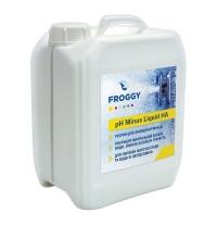 Препарат на основі соляної кислоти PH - Minus Liquid HA FROGGY 20 л
