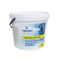 Гранули FROGGY pH-Плюс 5 кг