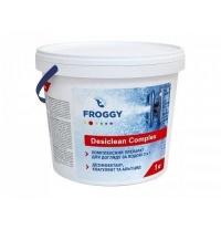 Хлор тривалої дії FROGGY 3 в 1 5 кг