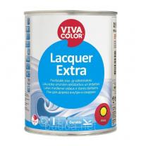 Лак уретано-алкидный Vivacolor Lacquer Extra, полуглянцевый 0,9 л