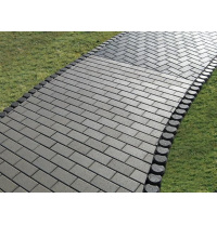 Тротуарна плитка Цеглинка 25 мм