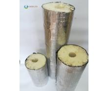Трубная изоляция из пенополиуретана с фольгопергамином 179х30 мм