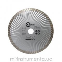 Диск відрізний Turbo, алмазний Intertool CT-2005 Київ