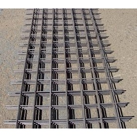 Сетка кладочная для армировки 4х100х100 мм ГОСТ 1х2 м