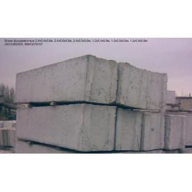 Фундаментный блок ФБС 24.3.6-Т