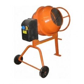 Бетономешалка Agrimotor KFT 230 В 1000 Вт 155 л