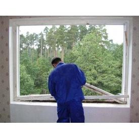 Установка металопластикового вікна