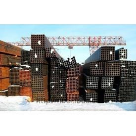 Труба стальная профильная 40х20х2 мм 6,06 м