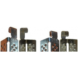 Соединительная клипса-коннектор Heat Plus 2,7 см 3 мм