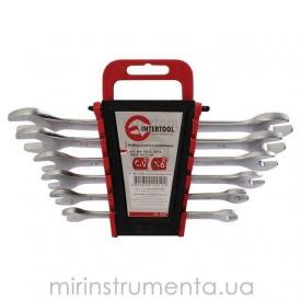 Набор рожковых ключей Intertool Ht-1003