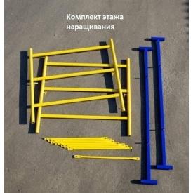 Комплект наращивания для вышки-туры передвижной 1,2х2 м