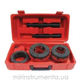 Набір плашок для нарізки різьблення Intertool Sd-8002