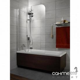 Шторка для ванны Radaway Torrenta PND 201202-101L левая (хром/прозрачное)