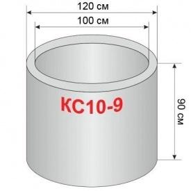 Кольцо для колодца КС 10.9