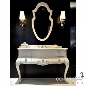 Комплект меблів для ванної кімнати Godi хZ-32 білий ясен