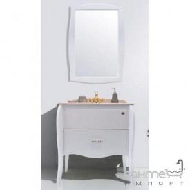 Комплект меблів для ванної кімнати Godi TG-12 канадський дуб, білий