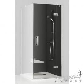 Душевые двери для душевого уголка Ravak SmartLine SMSD2-120 B-R 0SPGBA00Z1 хром/прозрачное правая