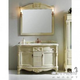 Комплект мебели для ванной комнаты Godi GM10-16 AW (слоновая кость матовая)